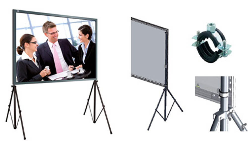 Accessori per schermi fissi a quadro