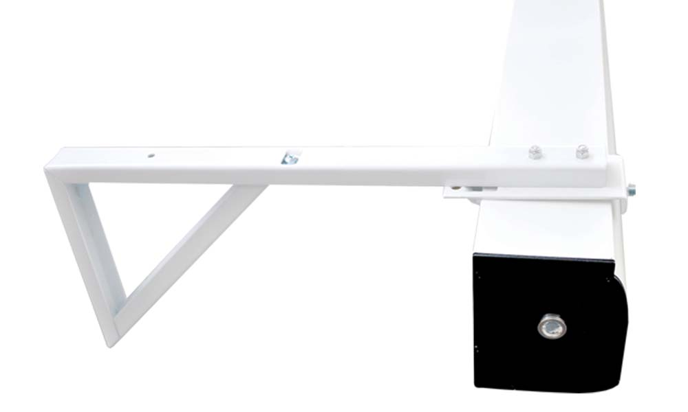 Staffe distanziali per schermi motorizzati
