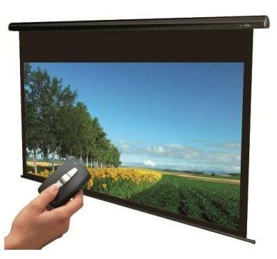 160x120 cm formato 4:3 Schermo elettrico LORENZO (173,9cm) telecomando incluso