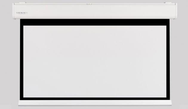 180x101 cm formato 16:9 Schermo a Motore con bordi neri Slim (188 cm)
