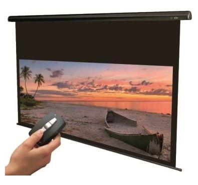 180x102 cm formato 16:9 Schermo elettrico LORENZO (193,9 cm) telecomando incluso