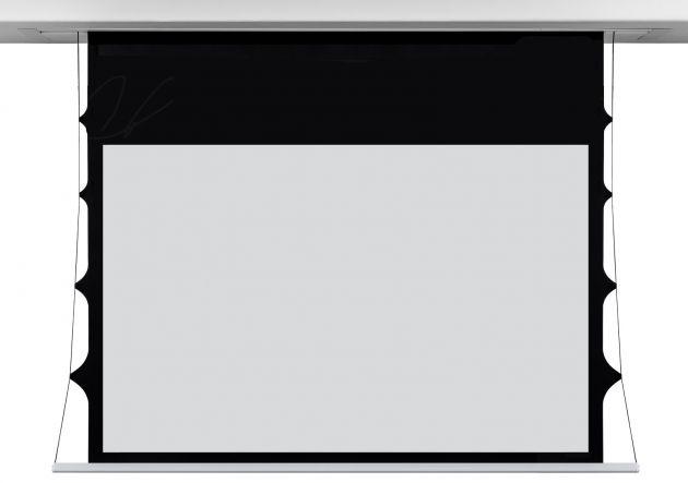 180x112 cm formato 16:10 Schermo Tensionato Bordato InCeiling Screen Tensioned (203 cm)