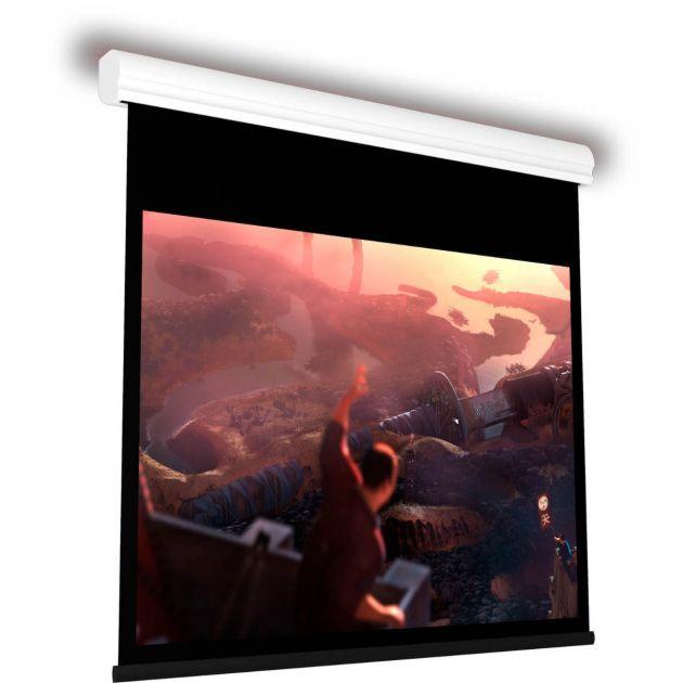 200x150 cm - formato 4:3 Schermo a Motore con bordi neri Tiziano