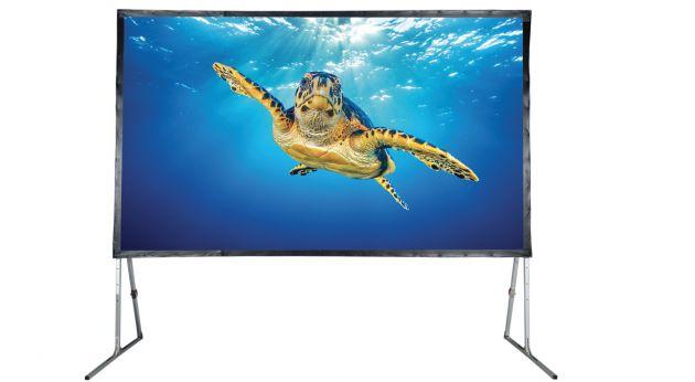 400x250 cm - formato 16:10- Schermo portatile MEKANO