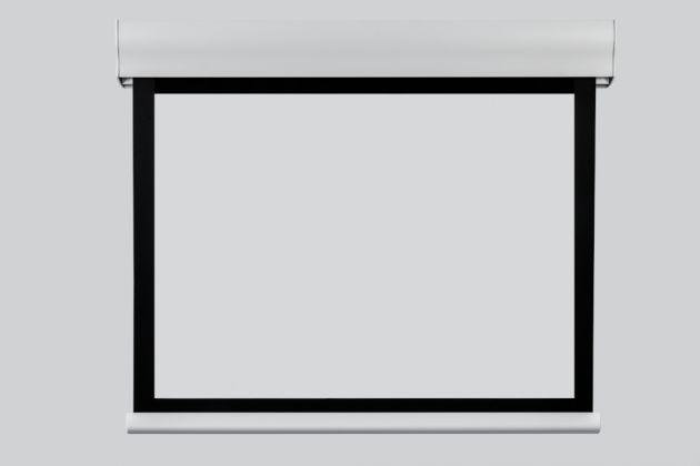 440x330 cm formato 4:3 Schermo a Motore con bordi neri WAVE (460 cm)