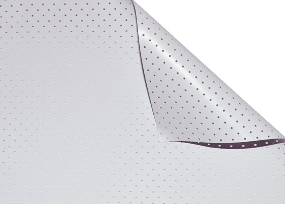 Tela al taglio 380x230 microperforata Microperforata