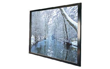 160x100 cm formato 16:10 Schermo a Cornice Rigida Rigid (174x114)